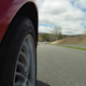 Pov Racing Shot From Front Right Wheel (6 Of 7) - VideoHive Item for Sale