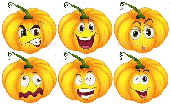 Pumpkins - Miscellaneous Characters