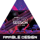 Electro Session Flyer - GraphicRiver Item for Sale