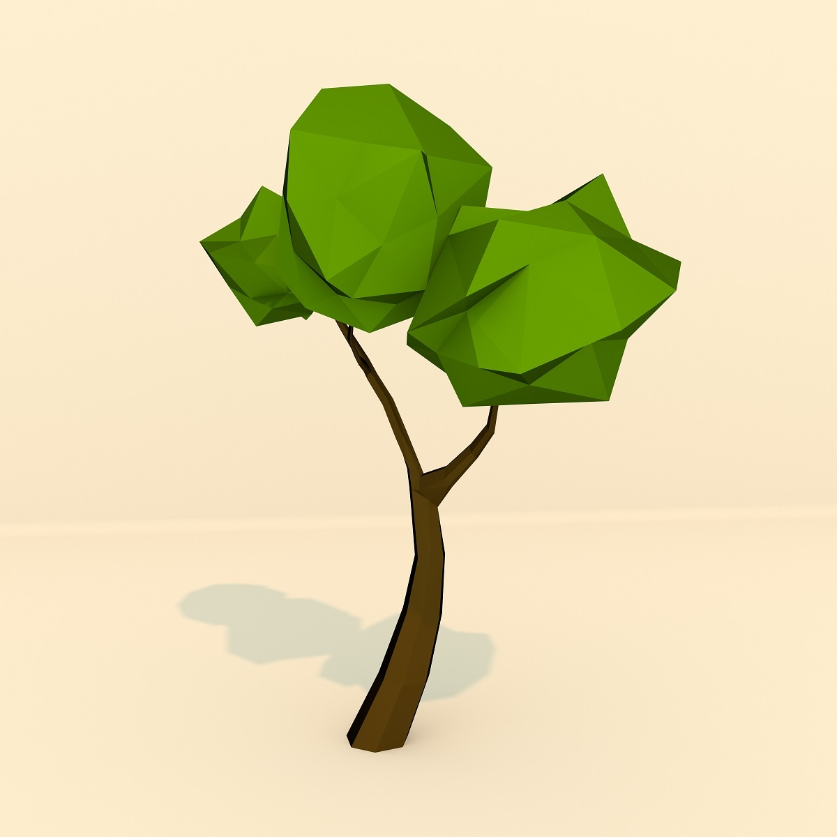 Low Poly Trees Pack By Cervelat 3docean
