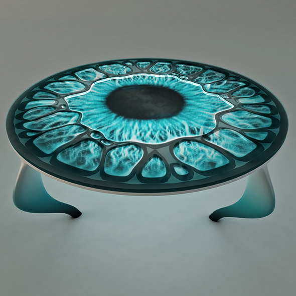 Eye-table - 3DOcean Item for Sale