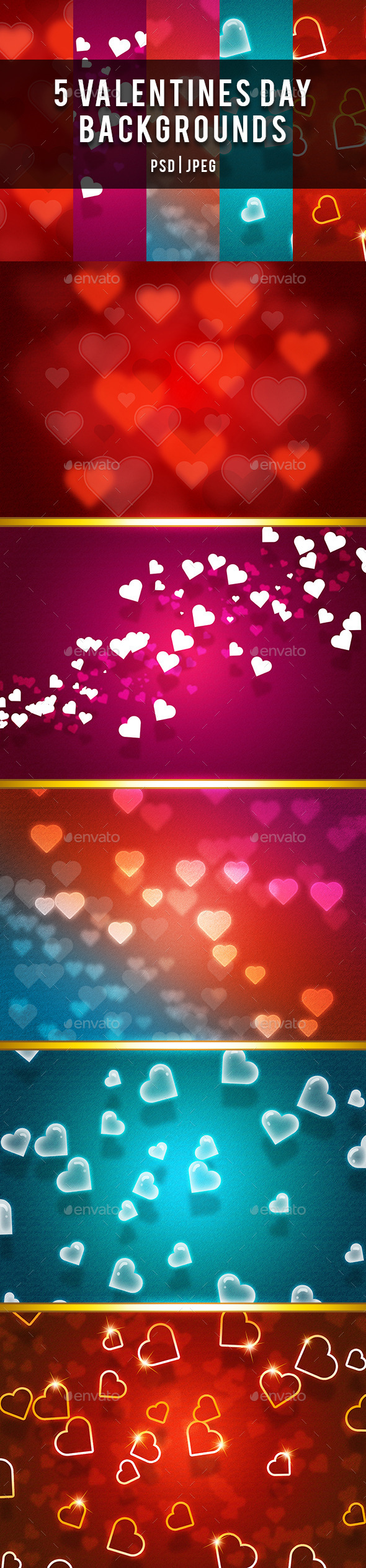 Valentine Backgrounds - Miscellaneous Backgrounds