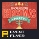 Christmas Flyer Invitation - GraphicRiver Item for Sale