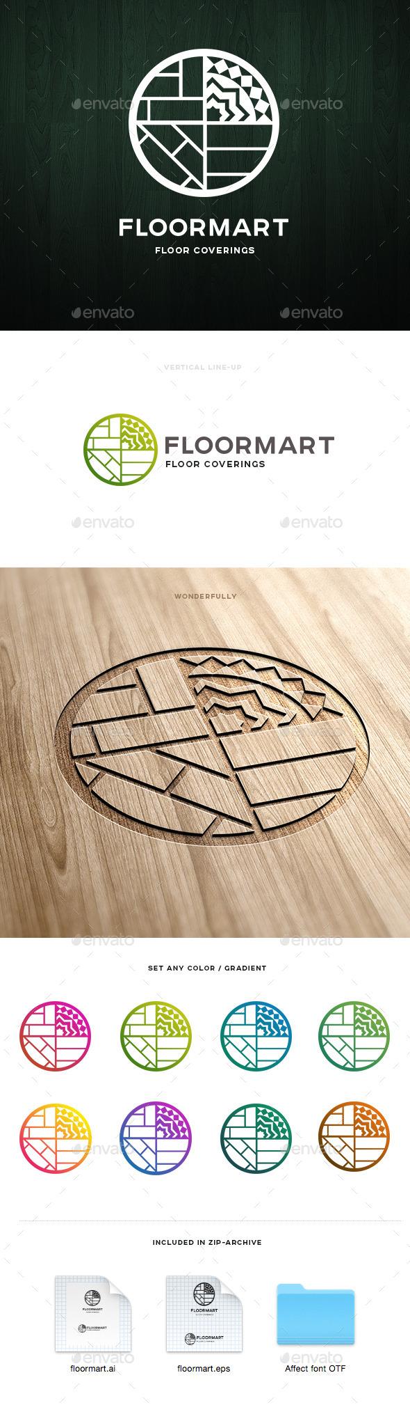 Floormart Logo - Symbols Logo Templates
