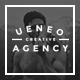 Ueneo - Creative One Page HTML5 Template
