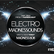 Electro Madness Facebook Cover Vol.IV - GraphicRiver Item for Sale