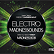 Electro Madness Facebook Cover Vol.V - GraphicRiver Item for Sale