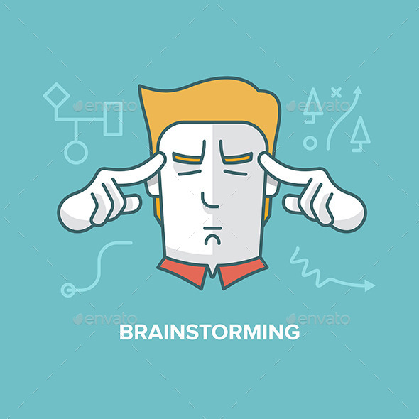 Brainstorming - Concepts Business