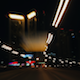 Night City Suburbs Drive - VideoHive Item for Sale