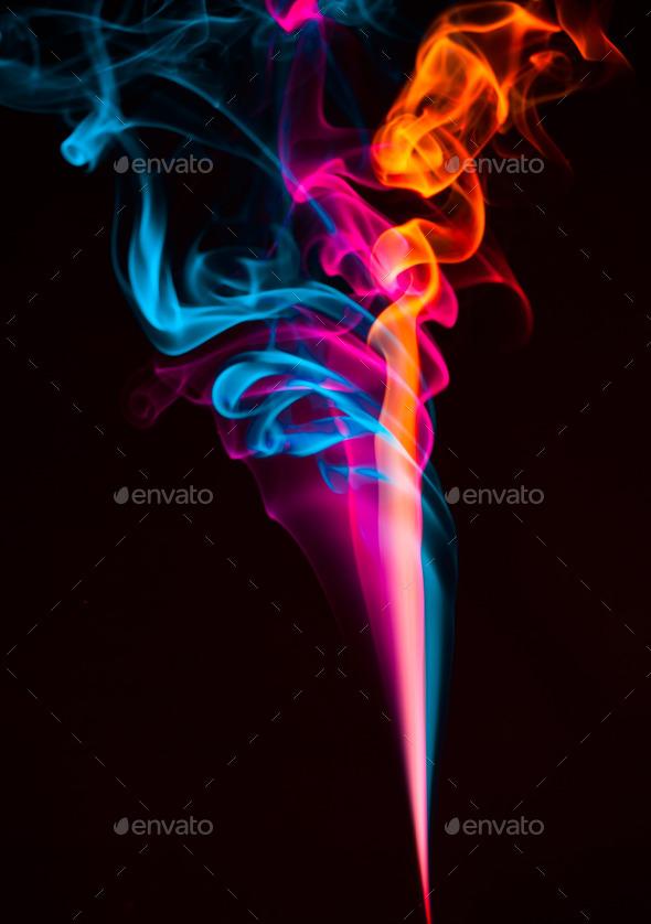 Abstract smoke - Stock Photo - Images