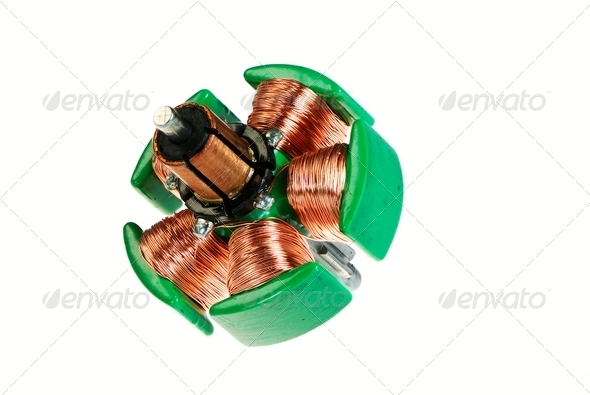 Inductor - Stock Photo - Images