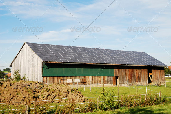 Photovoltaic - Stock Photo - Images