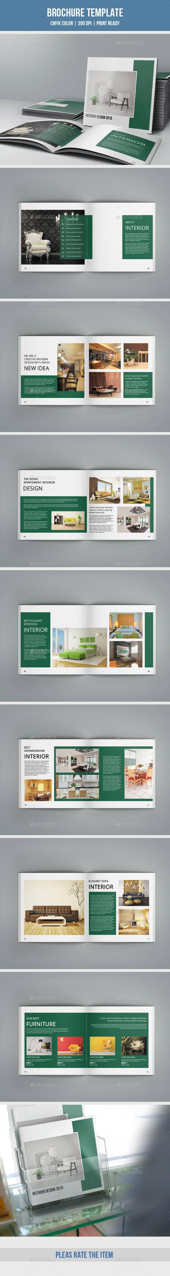 Corporate Square Bifold Brochure-V60 - Corporate Brochures