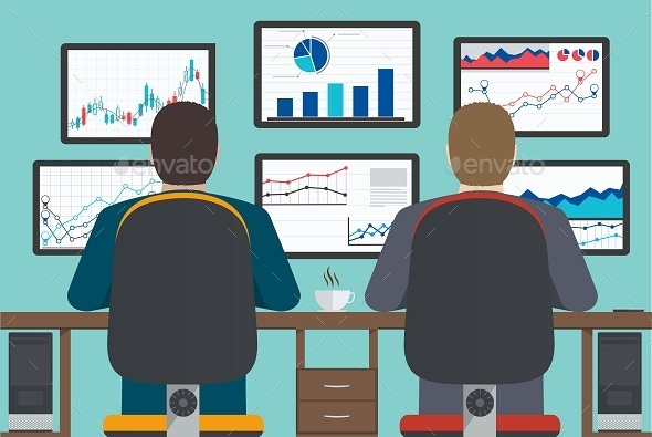 Business Analytics on Monitors - Concepts Business