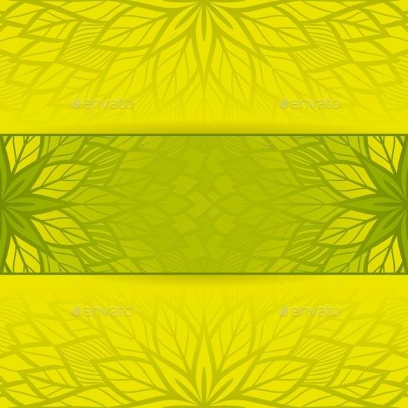 Round Floral Patterns - Patterns Decorative