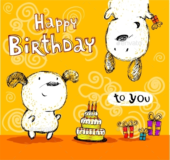 Birthday Card to Friends - Birthdays Seasons/Holidays