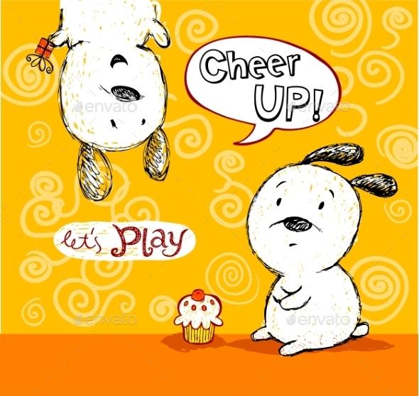 Cheer Up Card - Birthdays Seasons/Holidays