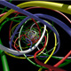 Color wires - VideoHive Item for Sale
