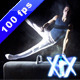 Gymnast On The Pommel Horse - VideoHive Item for Sale