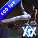 Male Gymnast - VideoHive Item for Sale
