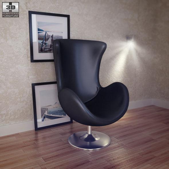 Arvika Swivel Chair Best Home Decorating Ideas
