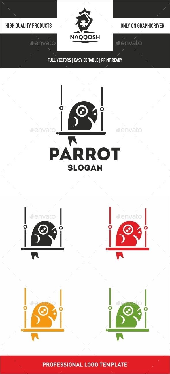 Parrot - Symbols Logo Templates