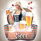 The Glass of Beer - GraphicRiver Item for Sale