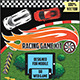 Racing Game Kit - GraphicRiver Item for Sale