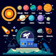 Space - GraphicRiver Item for Sale