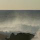 Waves Atlantic Ocean Breaking onto Rocks - VideoHive Item for Sale