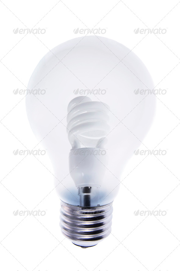 Light Bulbs - Stock Photo - Images