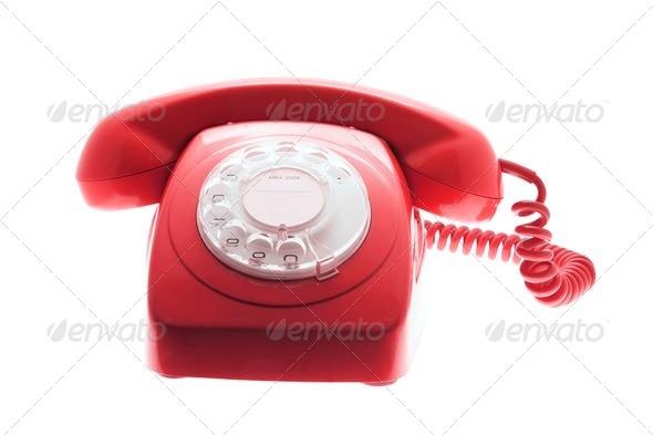 Telephone - Stock Photo - Images