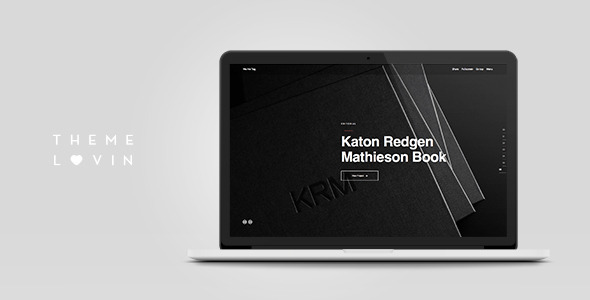 Tag: Creative Agency/Portfolio Fullscreen Theme