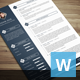 Simple Resume 5 - GraphicRiver Item for Sale