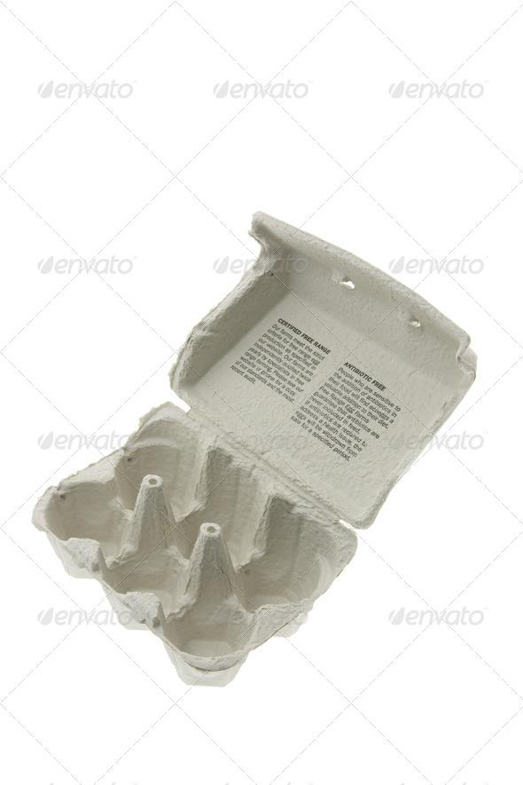 Egg Carton - Stock Photo - Images