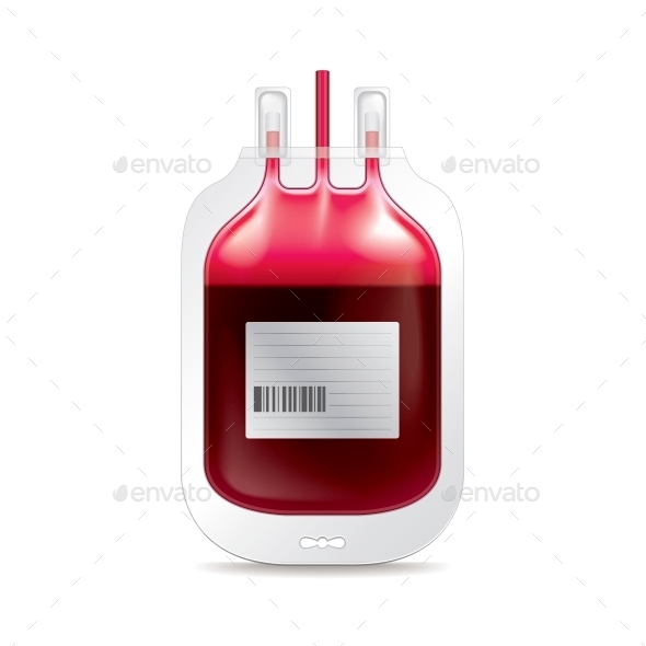 Donate Blood - Health/Medicine Conceptual