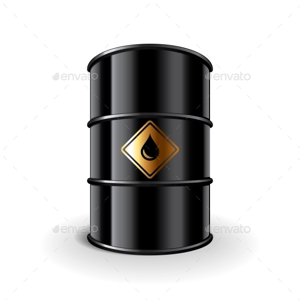 Oil Barrel - Industries Business