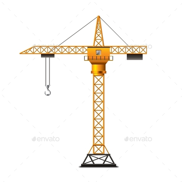 Construction Crane - Industries Business
