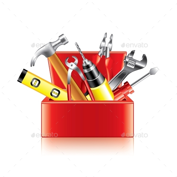 Tools Box - Industries Business