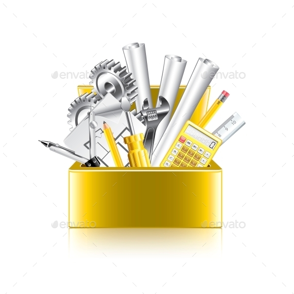 Engineer Tools Box - Concepts Business