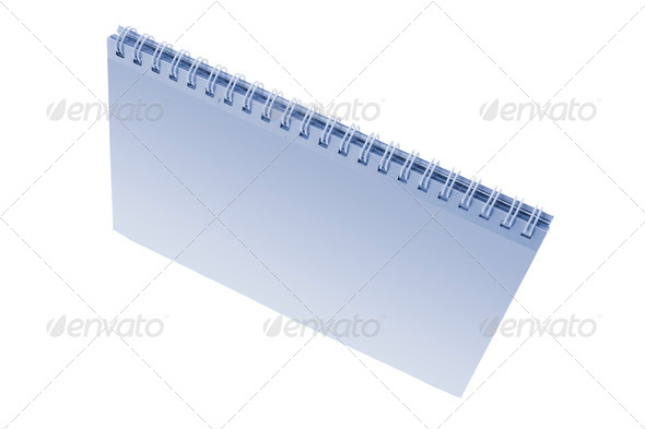 Desk Calendar - Stock Photo - Images