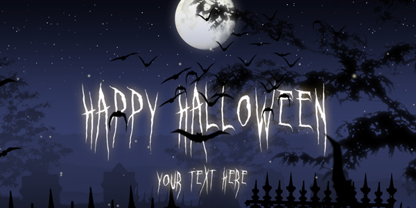 Halloween Night by srdjanz | VideoHive