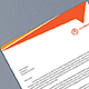 Clean Letterhead Design - GraphicRiver Item for Sale