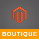 Boutique - Fashion Magento Responsive Theme - ThemeForest Item for Sale