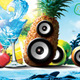 Beach Music Party - GraphicRiver Item for Sale
