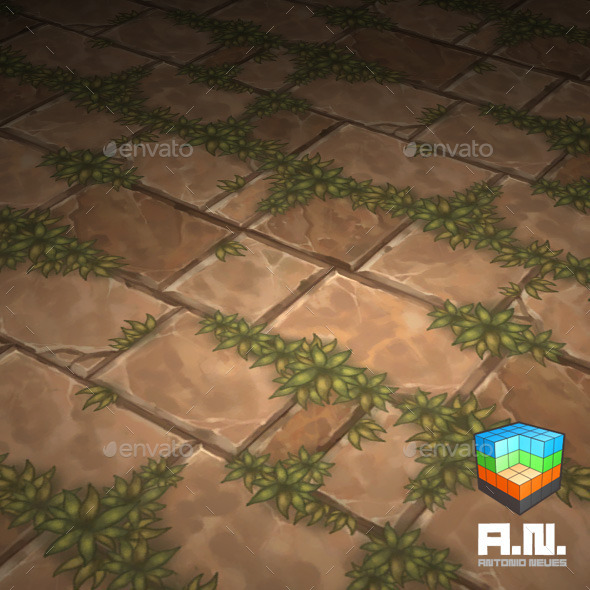 Stone texture floor_03 - 3DOcean Item for Sale