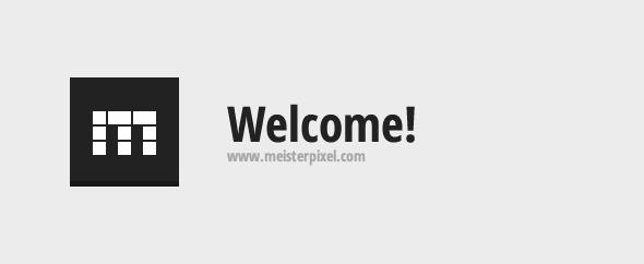 Meisterpixel banner