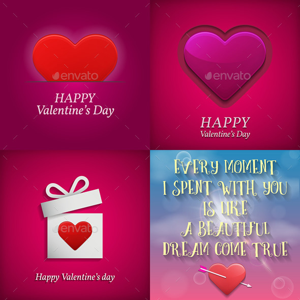 Valentine's Day Greeting Cards - Valentines Seasons/Holidays