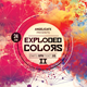 Exploded Colors II Flyer Template - GraphicRiver Item for Sale