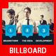 Multipurpose Corporate Business Signage Billboard - GraphicRiver Item for Sale